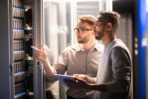 Server Management Services USA