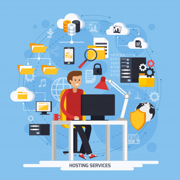 Managed Web and Application Hosting Services Estonia